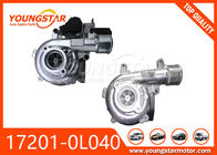 TOYOTA 1KD Automotive Turbocharger , Car Turbo Charger CT16 17201-0L040