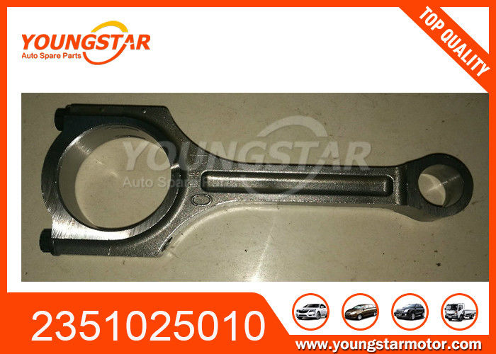Forged 40Cr High Performance Connecting Rods 23510-25010 23510-25000 2.0L Displacement