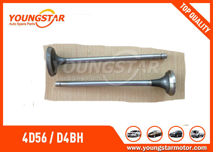 Car Engine Cylinder Valve , HYUNDAI TERACAN Intake Valves And Exhaust Valves