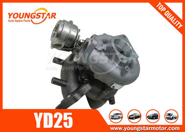 Çin Aftermarket garrett GT2056V for Navara turbocharger with YD25DDTi Engine Fabrika